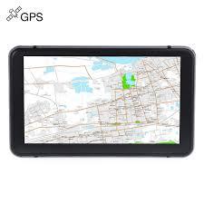 100 Truck Navigation 706 Car GPS Navigator 7 Inch Touch Screen Win CE