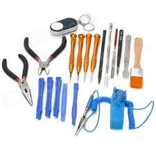 Repair & Maintenance Tool Kit for IPHONE More Multicolored