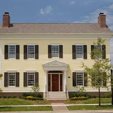 Popular Brick And Stone binations Modern Houses Get The Look