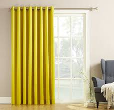 Brylane Home Grommet Curtains by Window Treatments For Sliding Glass Doors Ideas U0026 Tips
