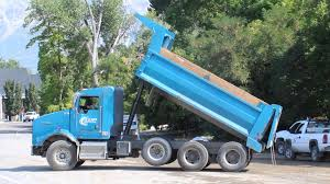 Blue Kenworth Dump Truck Slowly Dumping His Load Of New Dirt - YouTube Mighty Ford F750 Tonka Dump Truck Youtube Town And Country 5888 2000 F550 16 Ft Flatbed 1992 Suzuki Carry Mini 4x4 1990 L9000 Kids Video Garbage Limited Pictures Of A 800hp Kenworth W900 How To Draw A Cartoon The Crane Cstruction Trucks Cartoons World Of Cars Quarry Driver 3 Giant Dump Truck Parking Android Gamepplay F700 Dump Truck Sold Product