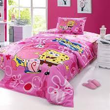 spongebob twin full bedding