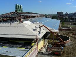 Tectum Deck Bulb Tees by Roof Deck Systems U2013 Western Fireproofing