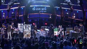 Smashing Pumpkins Acoustic Tour Setlist by Music Art Vcl The Mars Volta Live At Yahoo Live Set 2008