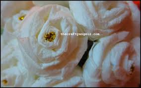 Tissue Paper Rose Flowers Are An Inseparable Part Of Party Decorations Wedding Bouquets Living Room Vases And What Not