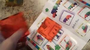 Picasso Magnetic Tiles 100 by Mag Builders 104 Piece Magnetic Tiles With Storage Case Youtube