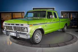 100 1975 Ford Truck For Sale F150 Supercab For Sale 91964 MCG