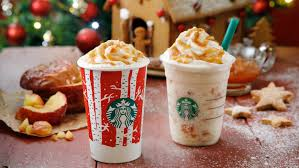 Pumpkin Frappuccino Starbucks by Starbucks U0027 Baked Apple Latte And Frappuccino In Japan Today Com