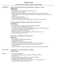 School Administrative Assistant Resume Samples | Velvet Jobs Executive Assistant Resume Objectives Cocuseattlebabyco New Sample Resume For Administrative Assistants Awesome 20 Executive Simple Unforgettable Assistant Examples To Stand Out Personal Objective Best 45 39 Amazing Objectives Lab Cool Collection Skills Entry Level Cna 36 Unbelievable Tips Great 6 For Exampselegant
