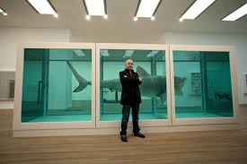 damien hirst tate exhibition leaked formaldehyde fumes business
