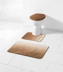 sensino badezimmer garnitur 3tlg keano beige für stand wc