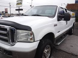 100 4wd Truck 2005 Used Ford Super Duty F250 Crew Cab 156 Lariat 4WD At Best