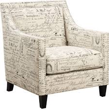 picket house furniture uer636100ca emery accent chair in french