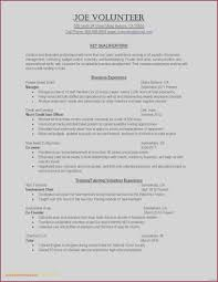 Sample Resume For Management Accounting Graduate Beautiful Of Margorochelle Com