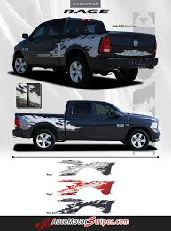 2009-2018 Dodge Ram Rage Multi Color Digital Print Or Solid Color ...