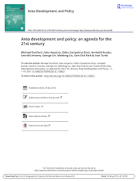 gdf si鑒e social area development and policy an agenda for the 21st century pdf