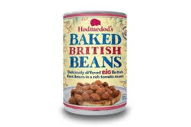 Baked British Beans