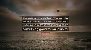 """Paul McCartney Quote: """"I'm Singing 'English Tea' From My New Album ... At The Mercy Youtube Chaos And Creation In The Backyard Paul Mccartney Songs Ive Got A Feeling At Abbey New 2 Cddvd Wbookcollectors Edition Sound Station Quote Im Sing English Tea From My New Album Amazoncom Music Mijas Paul Mccartney And In Cartula Tsera De Mccartney Deluxe Tidal"""
