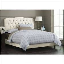 Roma Tufted Wingback Bed by Roma Tufted Wingback Headboard Retardant Added And There