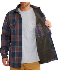 Carhartt Men's Hubbard Sherpa-Lined Shirt Jacket - Big | Boot Barn Dressbarn Denim Jacket Large Tips For Quilting Coats Jackets And Fashion Garments Supply Ralph Lauren Plaid Barn Coat In Red Men Lyst Urban Republic Little Girls Or Toddler Quilted Gingham 25 Unique Pattern Ideas On Pinterest Lace Jacket Bolero Product Buckaroo Bobbins Range Duster Sewing Pattern Lauren By Packable Down Blue Polo Ralph Cadwell Mens Navy Bomber Woolblend Boys Size 3 3t Kids