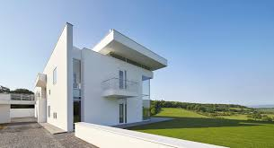 100 Richard Meier Homes Oxfordshire Residence Partners ArchDaily