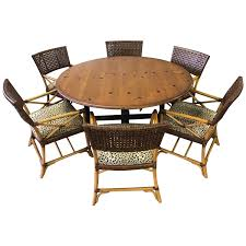 Woven Leather And Bamboo Dining Chairs With Round Wood Table Sonoma Road Round Table With 4 Chairs Treviso 150cm Blake 3pc Dinette Set W By Sunset Trading Co At Rotmans C1854d X Chairs Lifestyle Fniture Fair North Carolina Brera Round Ding Table How To Find The Right Modern For Your Sistus Royaloak Coco Ding With Walnut Contempo Enka Budge Neverwet Hillside Medium Black And Tan Combo Cover C1860p Industrial Sam Levitz Bermex Pedestal Arch Weathered Oak Six