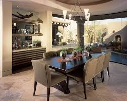 Dining Room Pool Table Combo by 126 Custom Luxury Dining Room Interior Designs