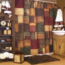 Impressive Country Style Shower Curtains And 46 Best Stalls Bathroom