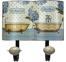 nostalgie wandgarderobe handtuchhalter badezimmer