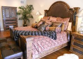 Silverton Western Bedroom Set
