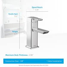Moen 90 Degree Faucet by Stunning 30 Bathroom Faucet Moen Design Decoration Of Platinum