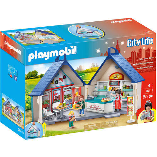 Playmobil - Take Along: Diner