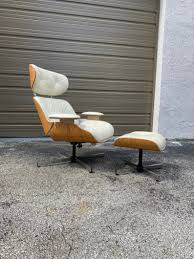 Mid Century Lounge Chair And Ottoman. Eames Style Recliner. A Vintage Pair Of 1960s Danish Modern Mid Century Teak Lounge Chairs Designed By Grete Jalk For France Son Leather Walnut Eames Style Recling Chair Ottoman Selig Hearthsidehome From Hearthside Home Poosville Md Midcentury Recliner Made In Canada Find Of The Week Jan24th Jan30th 2019 The Fabulous Mr Bigglesworthy And Designer Retro Charles Midcentury Kofod Larsen Twotoned Penguin Replica Black Rare Hermes Orange Mid Century Danish Modern Recliner Lounge Chair Eames Chaise 26 Similar Items Couch Modern