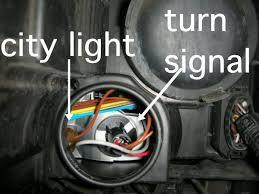 vwvortex how to change parking light bulb