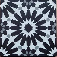 Desitter Flooring Glen Ellyn by Cement Tile Including Moroccan Tile Black And White Tile