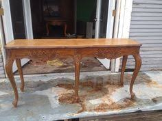 Drexel Heritage Sofa Table by 175 Will Custom Make Drexel Touraine French Provincial