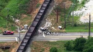 100 Train Vs Truck One Killed In OKC Train Vs Truck Accident KFORcom