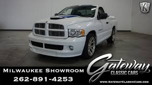 100 Dodge Srt 10 Truck For Sale 2005 Ram For Sale 2302526