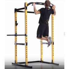 Powertec Power Rack Stronger More Stable More Features