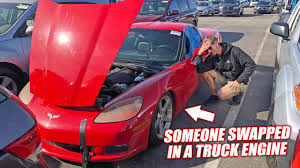 We Bought An Auction Corvette And It's An Absolute Nightmare ...