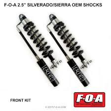 Coil Over Shocks | Bypass Shocks - FOA Shock Company The 2015 Truck Of Year Now Complete With An Oem Performance Kit 8697 Nissan D21hardbody Street Front Shocks For 2 Mitsubishi Mighty Max Nitro Drop Frontrear 253 042018 F150 Bds Fox 20 Rear Shock 6 Lift Kits 98224760 Coil Over Bypass Foa Company Ford F Series Lifted American Force Toyo Tires King Off Eibach Protruck Sport 4wd 42017 Cj Pony Parts Installing New On A Ram Youtube Chevrolet Silverado 1500 4wd 42018 79 Economy W Ebay First Sema Show Up For Grabs 2012 2500 Superlift 65 Bilstein Trucks Equipped 12mm Alinum Caps Collars Set Blue 4 By Axial
