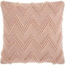 Modern Pink Decorative Throw Pillows