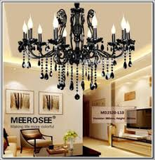 Online Shopping Vintage Black Arms Chandelier C Large American Wrought Iron French Stylec MD2520 L10