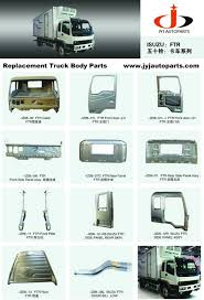 Japaese Truck ISUZU FTR Body Parts - Yangzhou Junyujie Machinery ... Dt Spare Parts Truck Body Youtube Therma Leader In Building Refrigerated Bodies By Chevy Diagram Engine Part 1964 Greattrucksonline Semitrailer Fittsspring Latch 1972 Wiring Diagrams Nissan Ud Quon Chrome Front Panel Bumper Grille 1983 Toyota Truck Body Parts Bestwtrucksnet Truck Body Parts Isuzu Heavy Duty 1984 Tata 613 Tat 713 1618 Euro Toyota Dyna Camry Wreg 9604 New Replacement