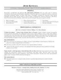 Police Officer Resume Example Luxury Staff Sergeant Sample 6 Examples In