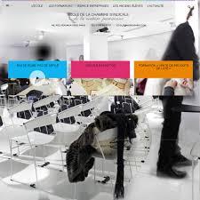 site officiel de l école de la chambre syndicale de la couture