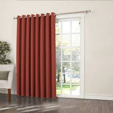 Jcpenney Curtains For French Doors by Door Curtains U0026 Door Panels Jcpenney
