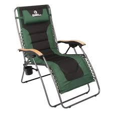 Gander Mountain Zero Gravity Padded Lounger X-Large ...