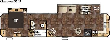 5th Wheel Campers With Bunk Beds by Forest River Rv U0027s For Sale In Louisiana