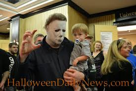 Who Played Michael Myers In Halloween by Interview Michael Myers Cosplayer Jeff Mclean Joins U0027honeyspider